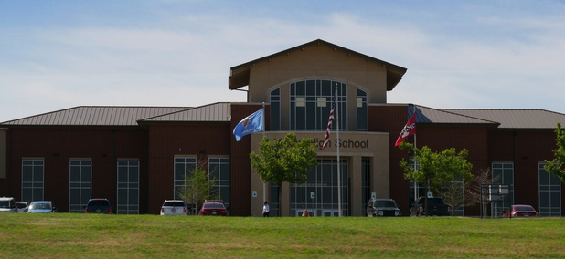 Yukon High School in Yukon, Oklahoma