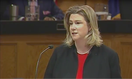 Dayton, Ohio Mayor Nan Whaley delivers her 2018 State of the City address.