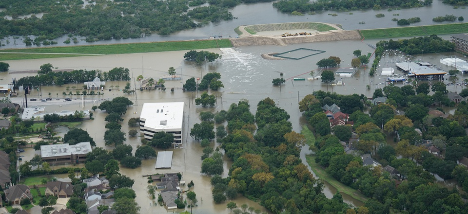 During Hurricane Harvey's flood disaster, the Texas Geographic Information Systems group shared numerous map updates that informed law enforcement and other government agencies of the hardest hit areas.