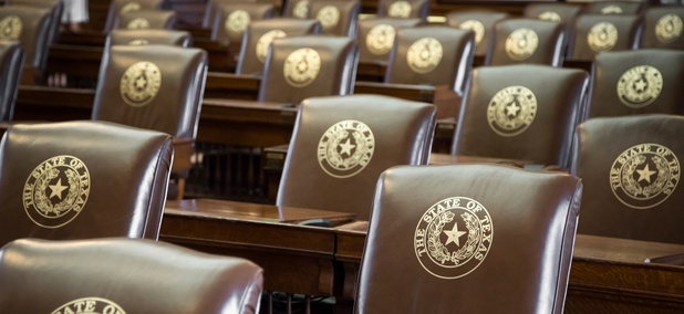 The Texas House of Representatives