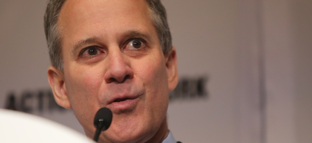 New York Attorney General Eric Schneiderman