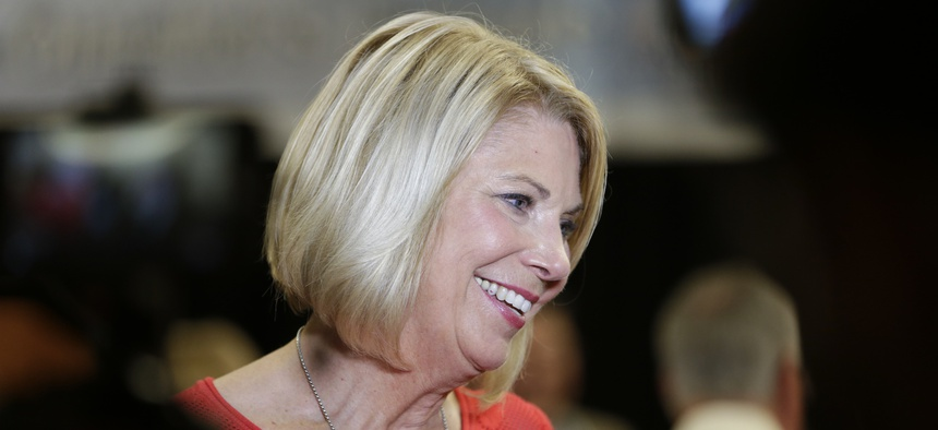 Omaha Mayor Jean Stothert