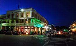Oxford, Mississippi in 2010.