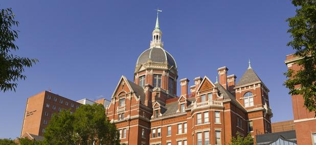 Johns Hopkins Hospital in Baltimore