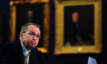 Consumer Financial Protection Bureau Interim Director Mick Mulvaney