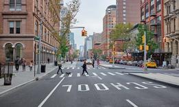 Third Avenue in Manhattan