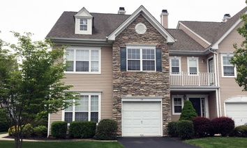 Townhomes in Basking Ridge, N.J.