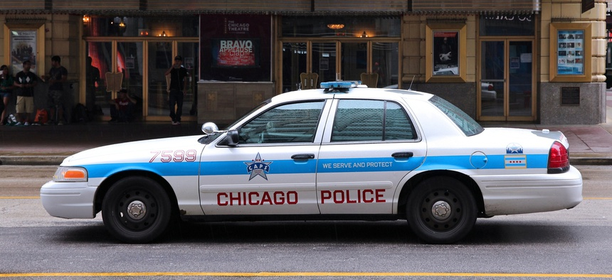 Chicago police announced 15 consecutive months of declining gun violence.