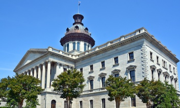South Carolina State House in Columbia is the building housing the government, General Assembly Governor and Lieutenant Governor of South Carolina.