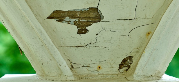 Houses built before 1978 are most at risk for hazards from lead paint.