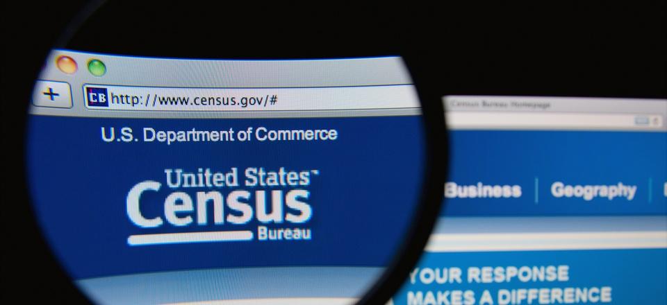 U.S. Census website