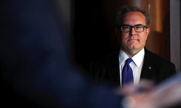Environmental Protection Agency Acting Administrator Andrew Wheeler