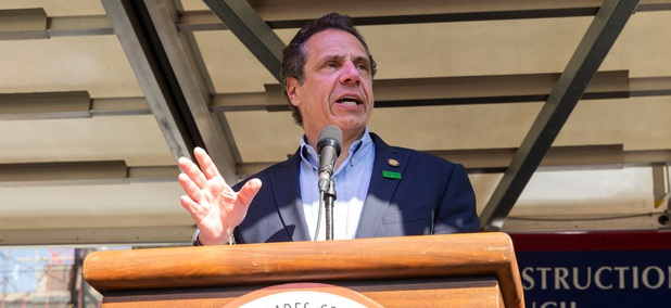 Gov. Andrew Cuomo and New York state filed a lawsuit Tuesday on behalf of four states about the so-called SALT deduction.
