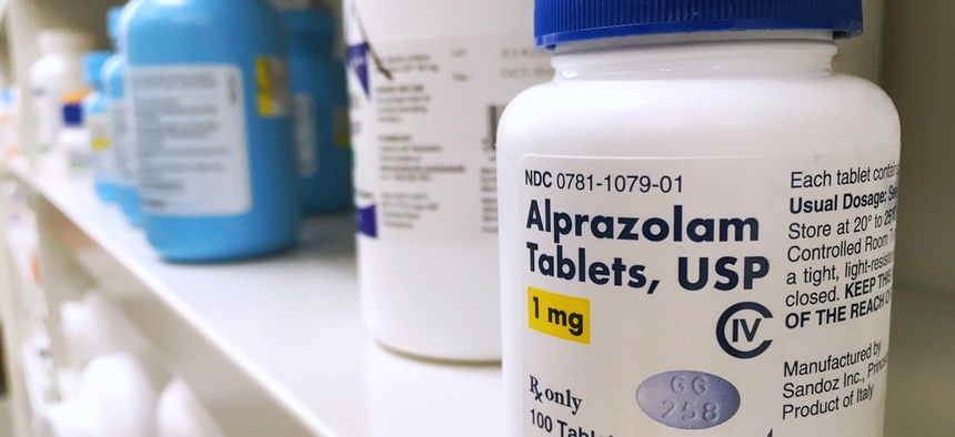 Alprazolam, often referred to by the brand name Xanax, is among the most sold drugs in a class of widely prescribed anti-anxiety medications known as benzodiazepines.