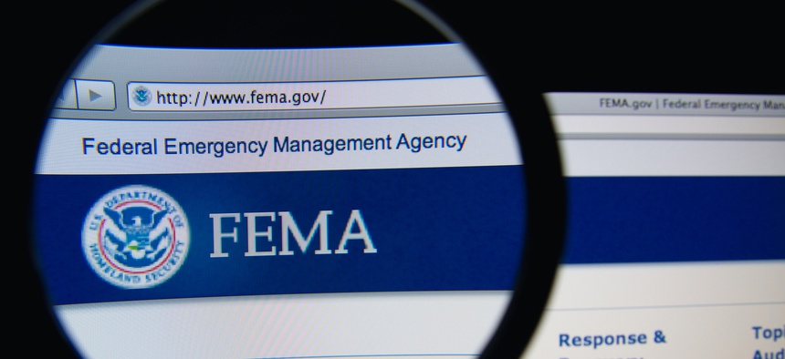 A watchdog cautioned about longstanding problems with IT at FEMA.