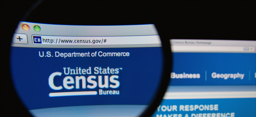 U.S. Census website