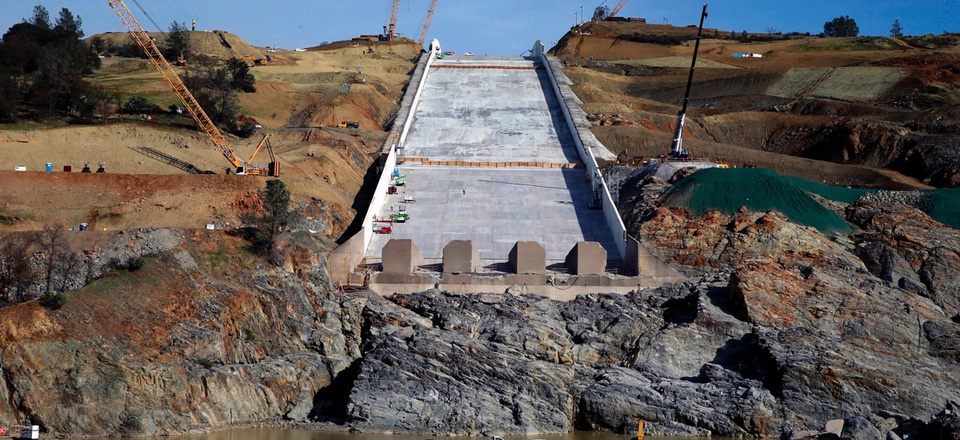 The Oroville Dam fiasco has Cal-CSIC monitoring for cyber attacks that could affect critical infrastructure at a similar scale.