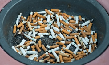 As of the end of July, smoking inside any of the nation's public housing complexes is now against the rules.