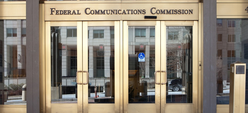 The Federal Communications Commission in Washington, D.C.