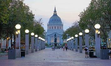 San Francisco City Hall.