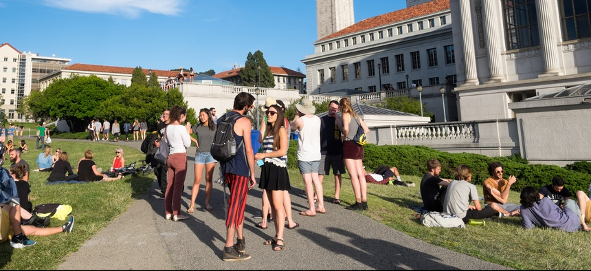 University of California at Berkeley -- California has estimated the forgone state revenue from 529 plans at $57.5 million in fiscal 2019, up 109 percent in real terms from the $27.5 million projected for fiscal 2011.