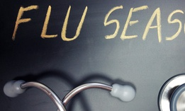 Flu season unfolds different in cities and rural areas, the study says.