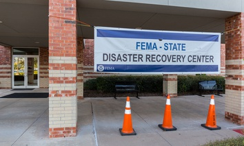 Hurricane Harvey disaster recovery centers staffed with recovery specialists from FEMA, US Small Business Administration, State and other agencies open in Missouri City, Texas, in 2017.