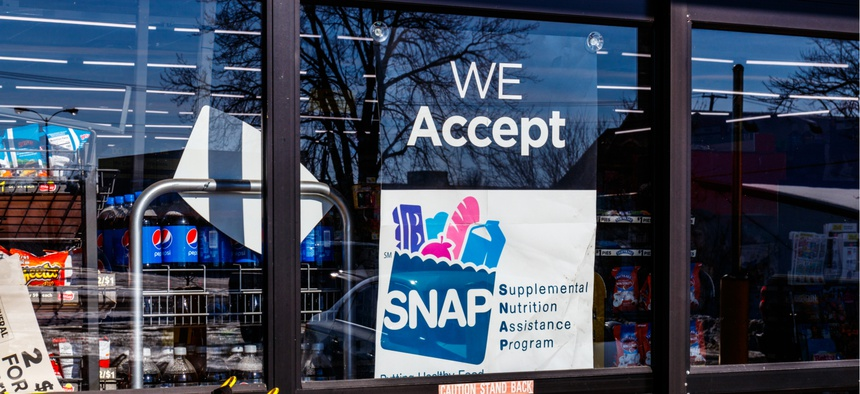 President Trump has called for agencies to find ways to increase work expectations in all economic assistance programs including SNAP, better known as food stamps.