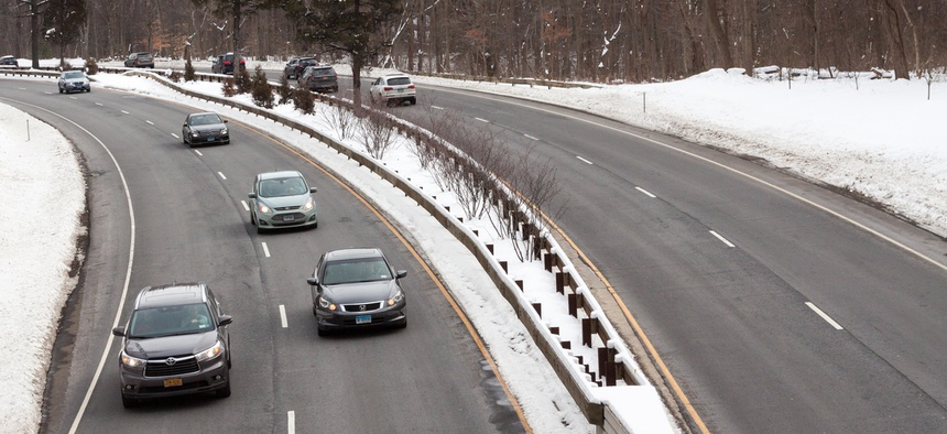 The Merritt Parkway, or Route 15, is among the Connecticut highways being considered for tolls.