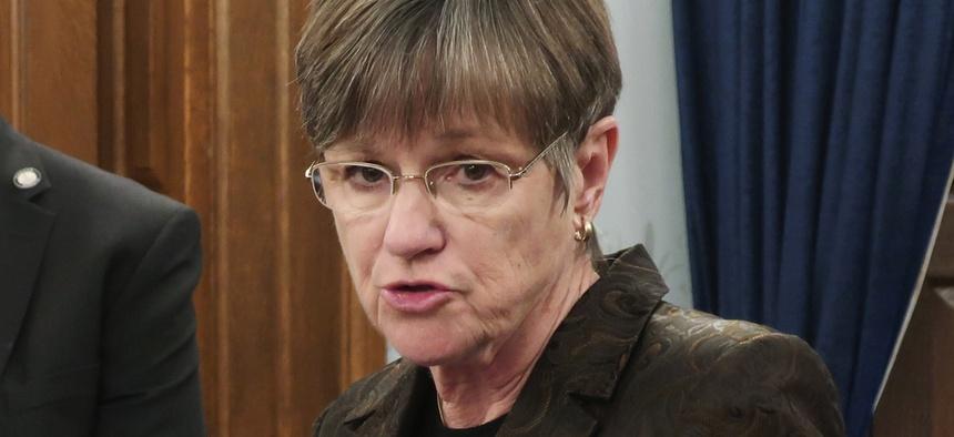Kansas Gov.-elect Laura Kelly