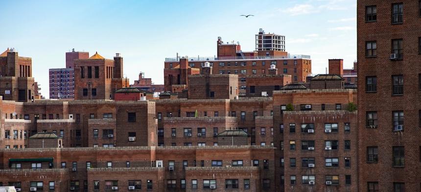 New York City public housing.