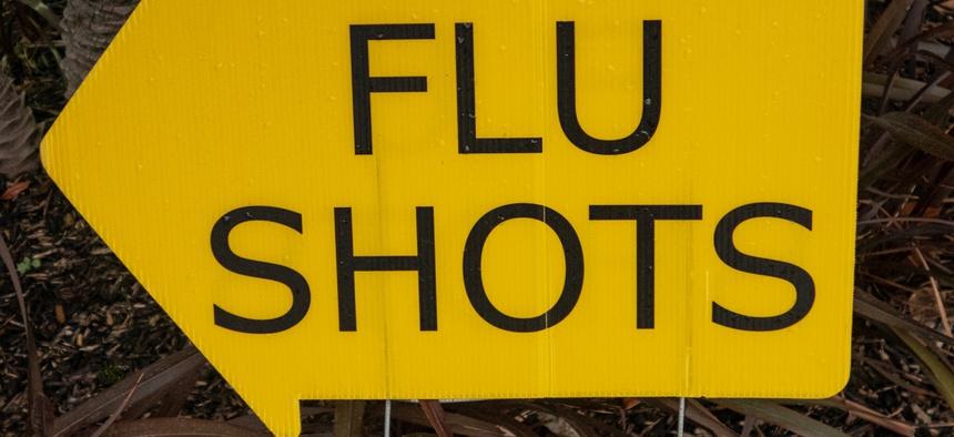 Get your flu shot!