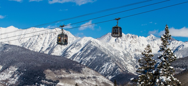 Sky-High Affordability Gap Strains Ski Town Economies