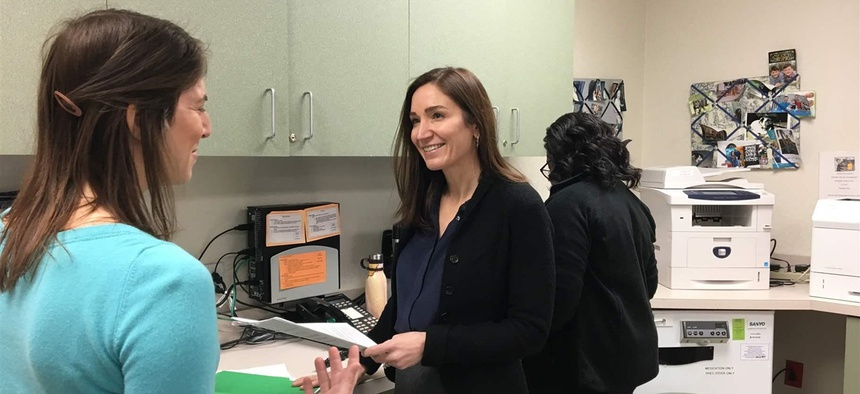 Constance Guille and Lisa Boyars, behavioral health physicians at the Medical University of South Carolina, are leading a new telemedicine project that provides opioid addiction treatment for pregnant women across the state.