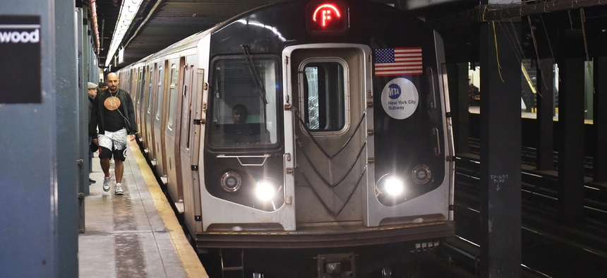 Private cars provided the biggest competition for transit, particularly in places like New York, where riders cited unreliability of transit as a main complaint.