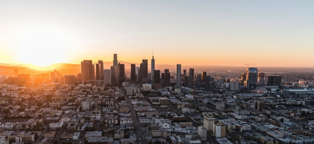 Los Angeles Moves to California's IT Infrastructure