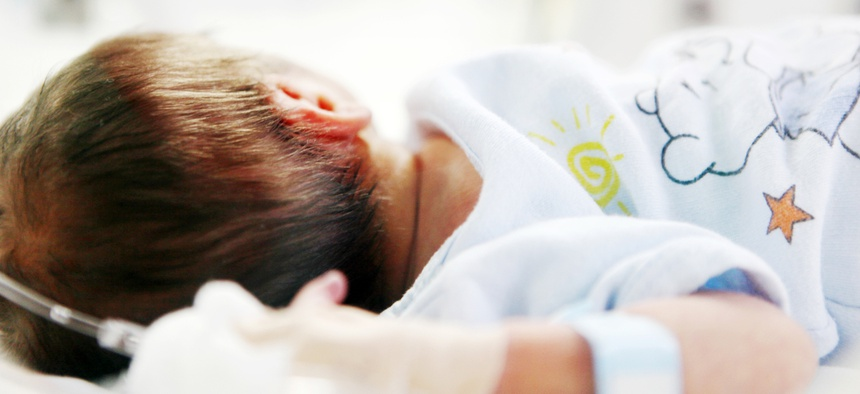 The research studies rates of neonatal abstinence syndrome, a form of withdrawal most commonly experienced by newborns whose mothers use opioids during pregnancy.