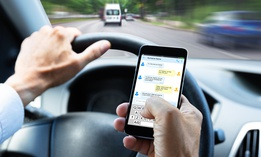 Music and phone apps are most commonly used while driving, edging out texting and social media, the report found.