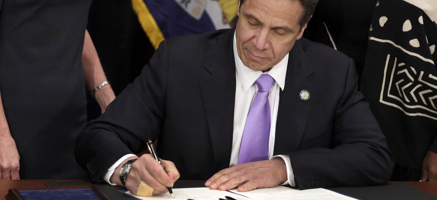 Last Tuesday, New York Gov. Andrew Cuomo signed the Domestic Violence Survivors Justice Act into law.