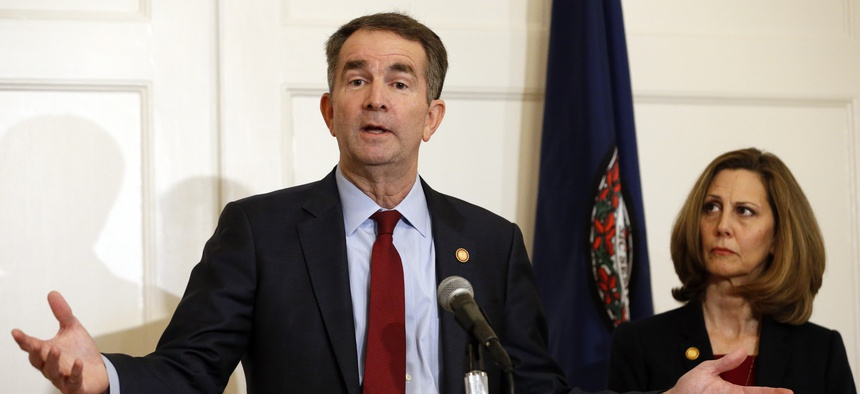 Investigators could not prove it was Governor Ralph Northam in a racist photo.