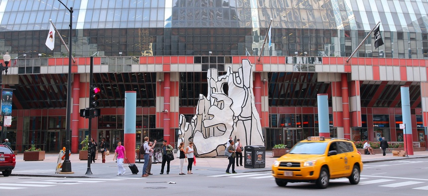 Chicago's Thompson Center is the youngest building ever to make the list.