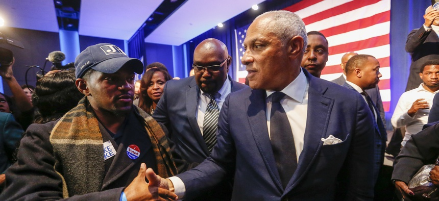 In 2018, Democrat Mike Espy sought to unseat appointed U.S. Sen. Cindy Hyde-Smith, but lost in the closest senate race the state had seen since 1988.