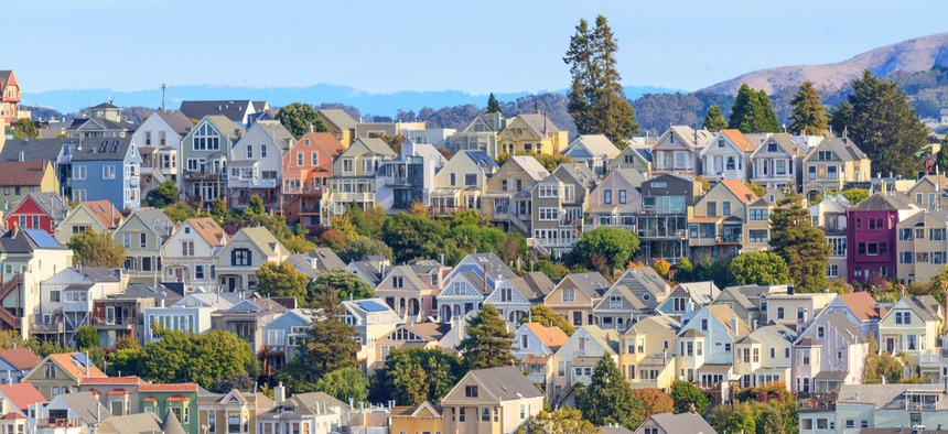 The San Francisco Bay Area faces some of the highest housing costs in the country.