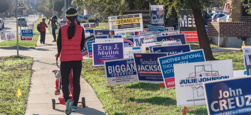 Several states this year have made it harder for lesser-known minor parties and independent candidates for state office to get on the ballot.