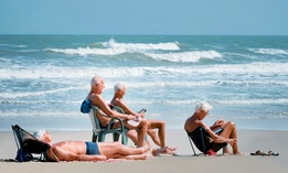 The beaches of Florida may not be enough to coax retirees there anymore.