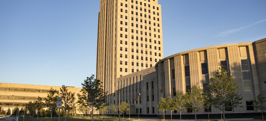 North Dakota State Capital, Bismarck, ND