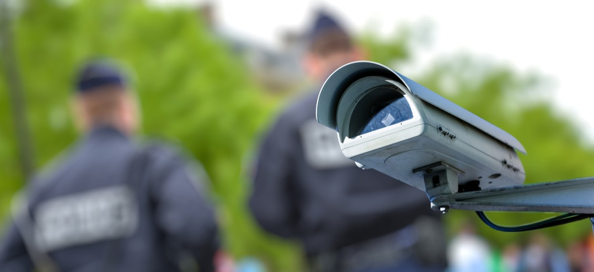 Facial recognition technology has been banned in several municipalities.