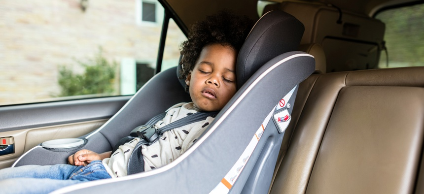 Attempts to improve car seat safety have bogged down because of a lack of good data on accidents involving children, antiquated technology and industry lobbying.