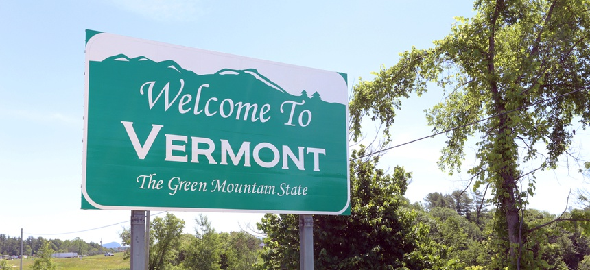 Vermont last year announced a unique strategy for drawing people to their tiny, picturesque state: they'd pay you to move there and work remotely.