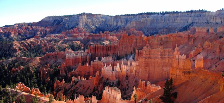 Bryce Canyon in Grand Staircase-Escalante National Monument.